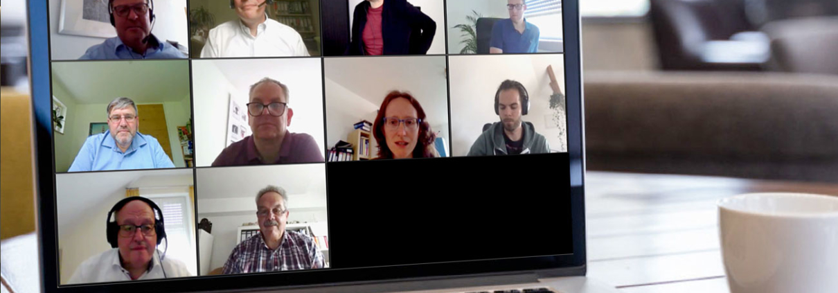 Online-Workshop Baulogistik Webinar Ausbau